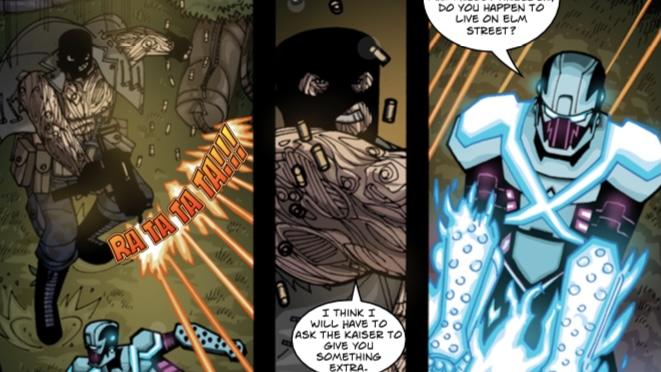 REVIEW: Chronology Xero #1