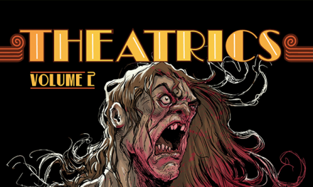Preview TPub's new comic 'Theatrics Volume 2' only on GlobalComix