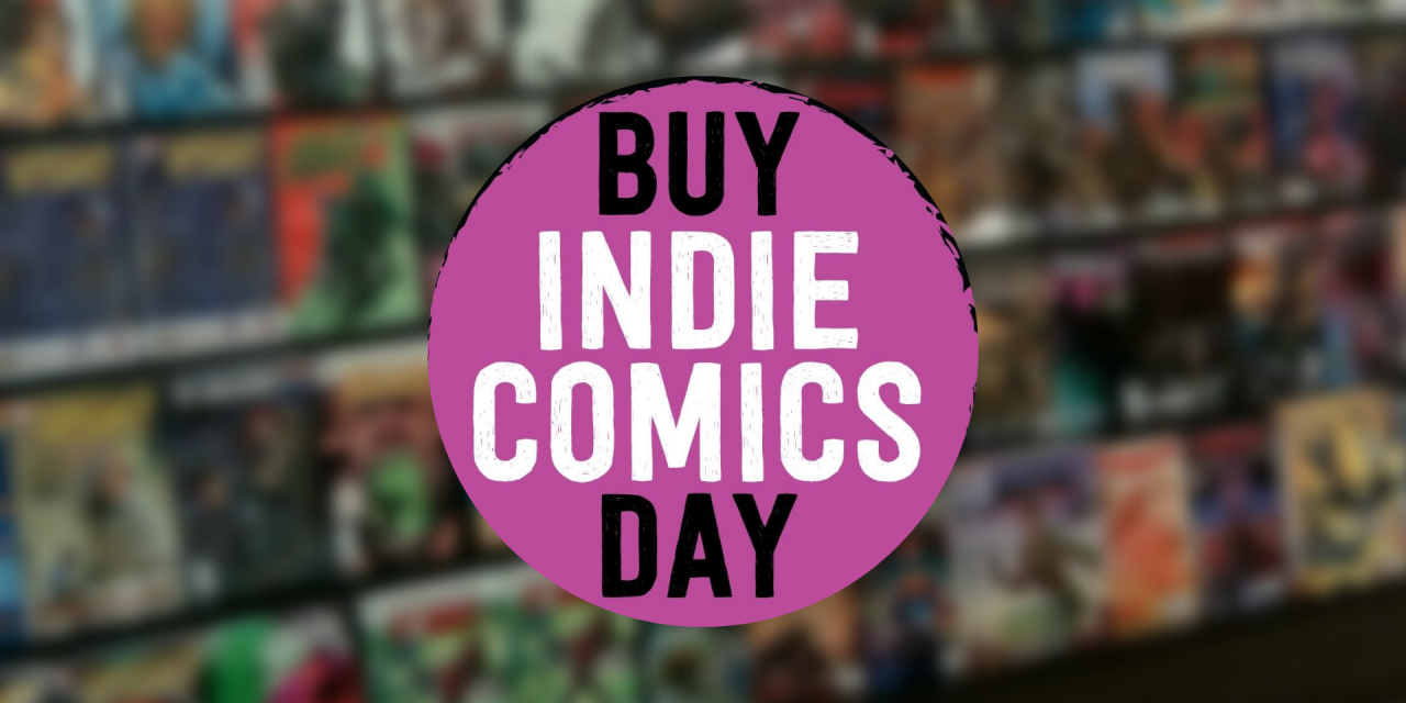 Buy Indie Comics Day – July 31, 2021