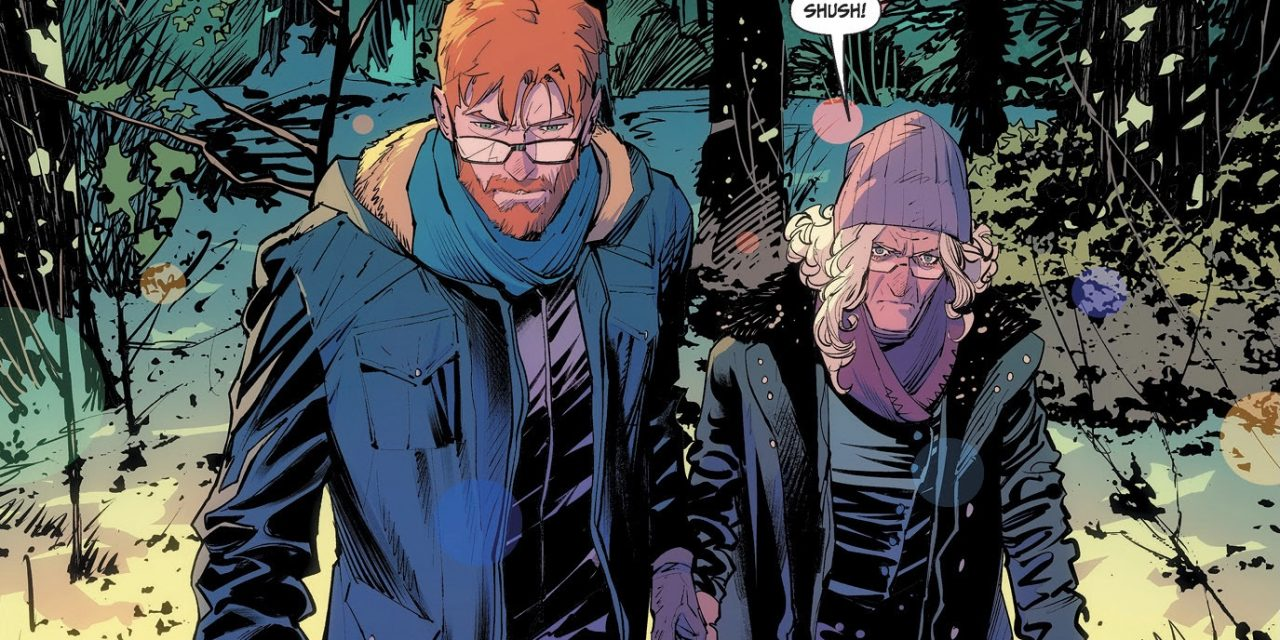 All Hope Lost in Brand New Story Arc of ONCE & FUTURE
