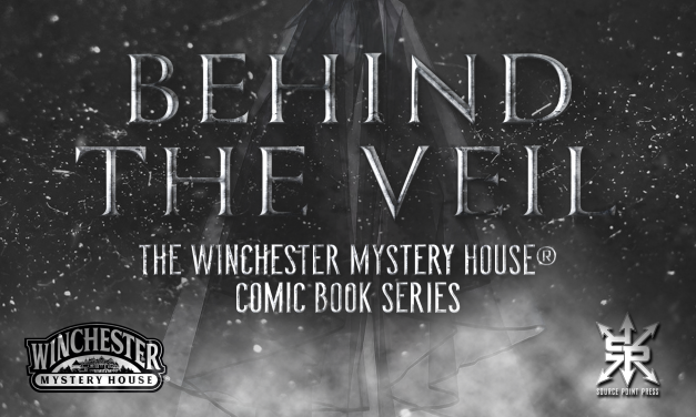 """Source Point Press Hosting """"Behind the Veil"""" Comic-Con @ Home Panel"""