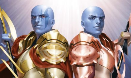 A New Evil Arises from Zordon's Past in MIGHTY MORPHIN #10