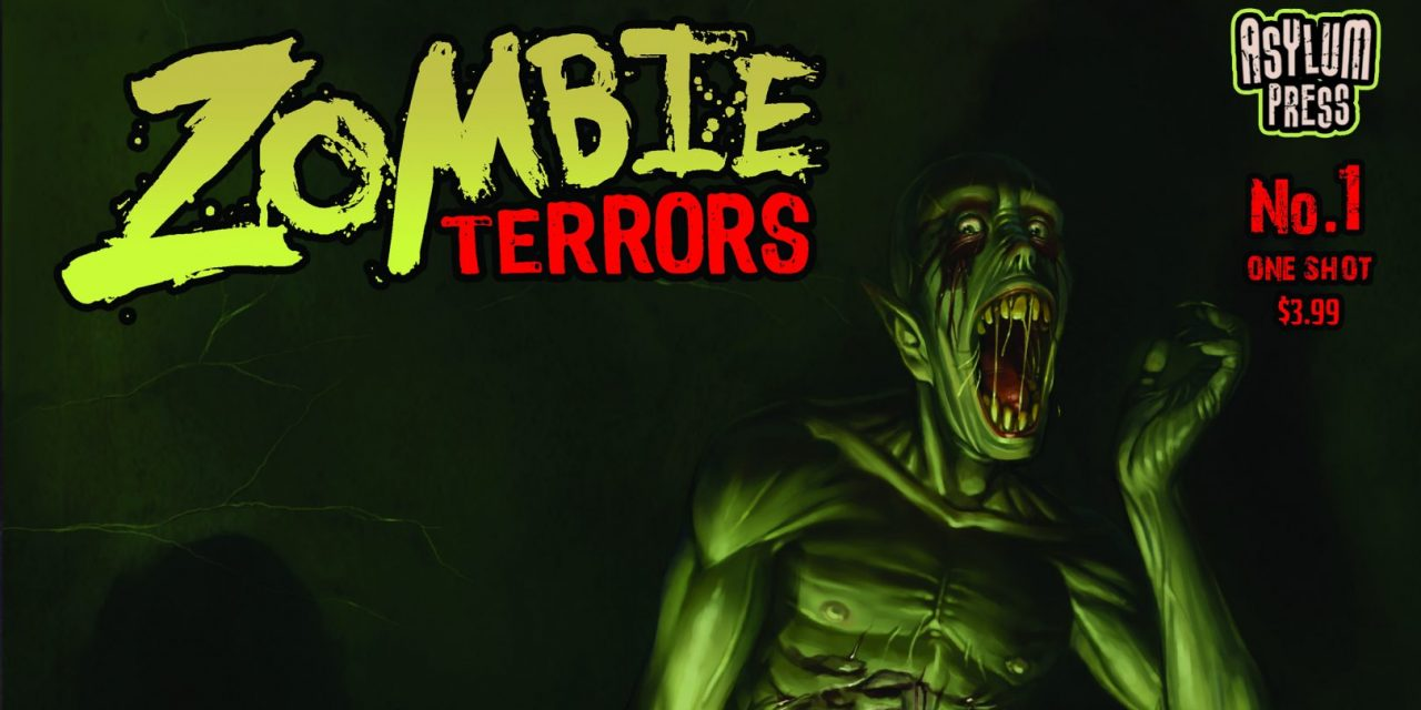 FIRST LOOK: ZOMBIE TERRORS: HALLOWEENSPECIAL #1 (ONE-SHOT)