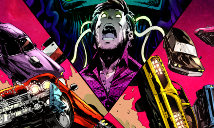 Horror Comic MIDNIGHT HIGHWAY #2 launches with Tiers Paying Homage to 80s Horror