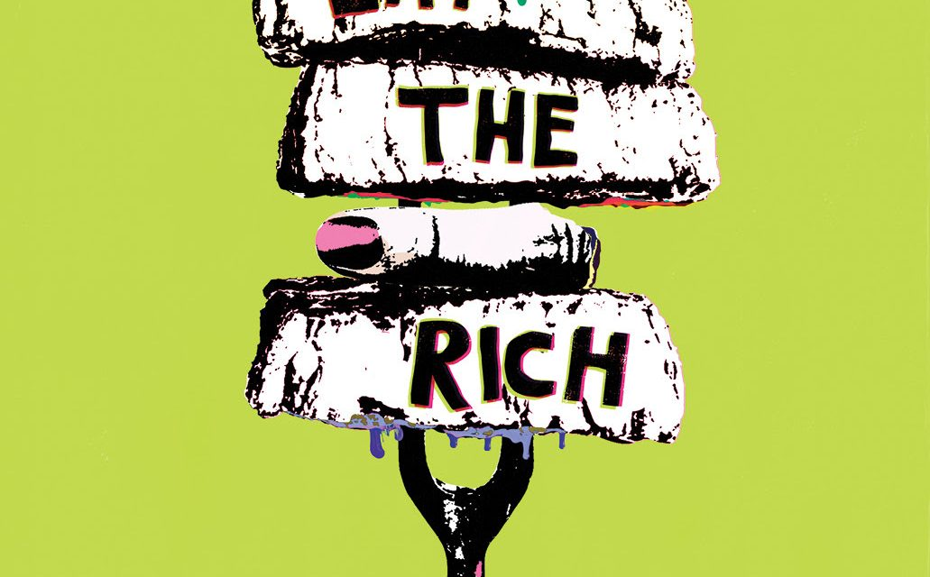 FIRST LOOK: Sarah Gailey and Pius Bak's EAT THE RICH #1