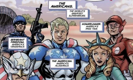 REVIEW: The Antagonists #2