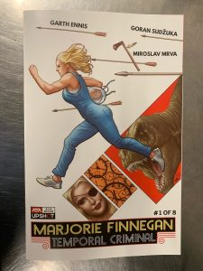 indie comic reviews, REVIEW: Marjorie Finnegan: Temporal Criminal, The Indie Comix Dispatch