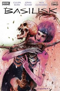 Indie Comic Reviews, REVIEW: Basilisk #2, The Indie Comix Dispatch