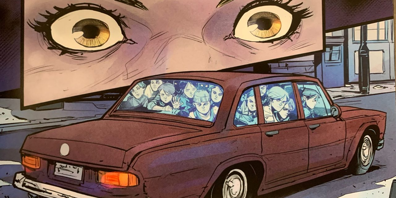 REVIEW: You are Obsolete #1
