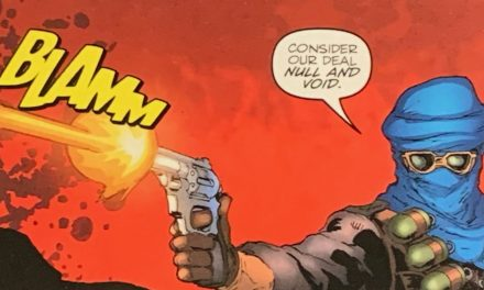 REVIEW: G.I. Joe: ARAH #284