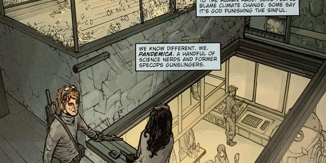 REVIEW: Pandemica #2