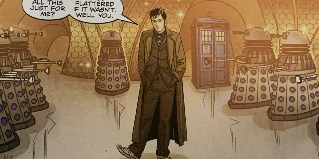 REVIEW: Doctor Who: Time Lord Victorious #1