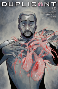 indie comic reviews, REVIEW: Duplicant #2, The Indie Comix Dispatch
