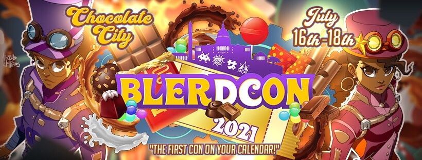 BlerDCon 2021 – Recap Part 1