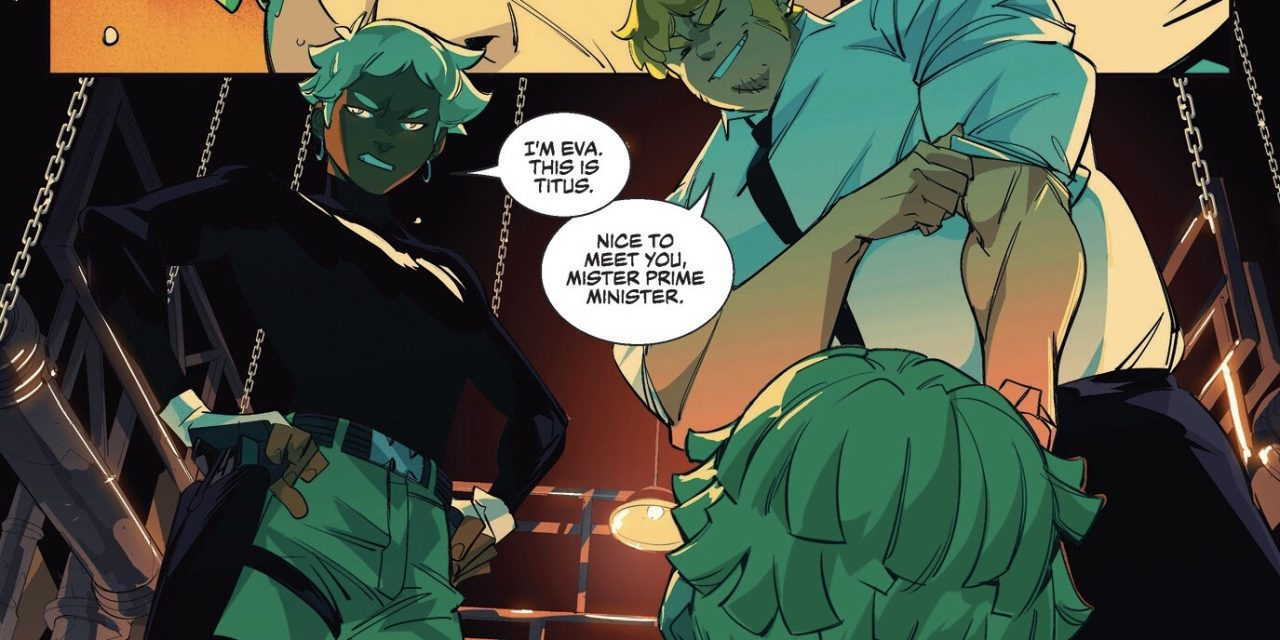 Eva's Dangerous Discovery Changes Everything in SEVEN SECRETS #11