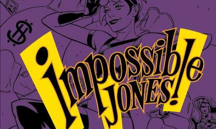 IMPOSSIBLE JONES Is Coming This September From Scout Comics and Karl Kesel!
