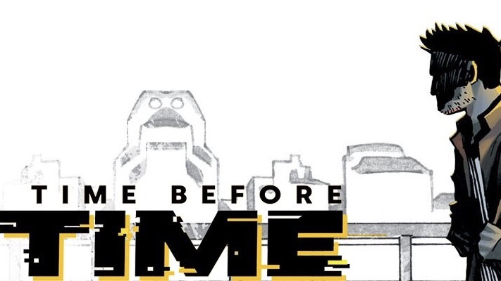 TIME BEFORE TIME FEATURES A STANDALONE STORY & A SPECIAL MIKE DEL MUNDO VARIANT
