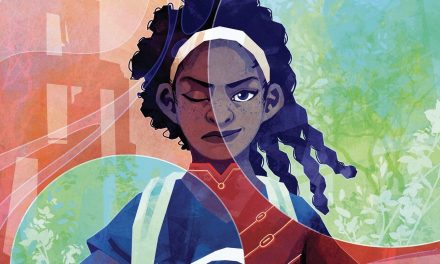 A Desperate Chase to Save the World in EVE #4 from BOOM! Studios