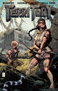 indie comic reviews, REVIEW: TerriTory, The Indie Comix Dispatch