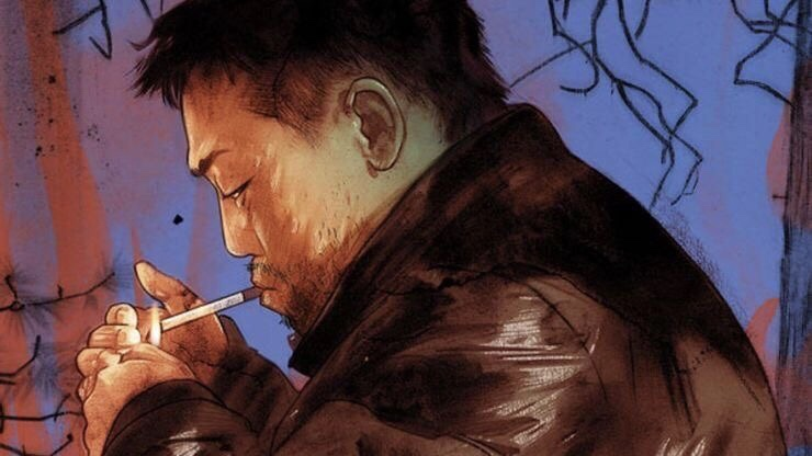 RICK REMENDER TEAMS WITH ANDRÉ ARAÚJO FOR MURDER MYSTERY IN A RIGHTEOUS THIRST FOR VENGEANCE
