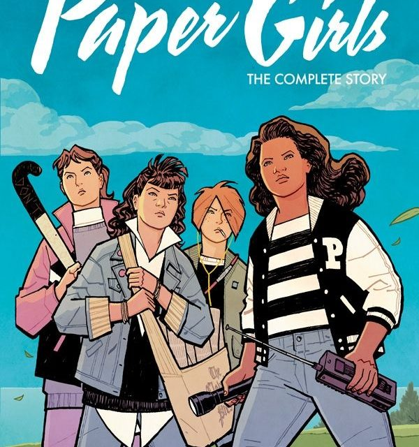 EISNER AWARD WINNING PAPER GIRLS  TO BE COLLECTED INTO TRADE PAPERBACK