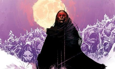 HORROR SERIES TWO MOONS KICKS OFF A NEW STORY ARC JUST IN TIME FOR HALLOWEEN