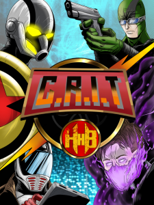 indie comic reviews, REVIEW: CRIT #0-3, The Indie Comix Dispatch