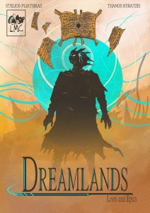 , REVIEW: Dreamlands Book One, The Indie Comix Dispatch