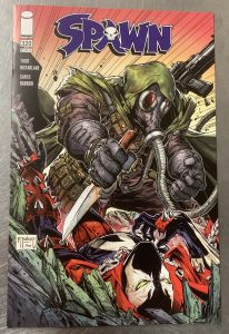 , REVIEW: Spawn #320, The Indie Comix Dispatch