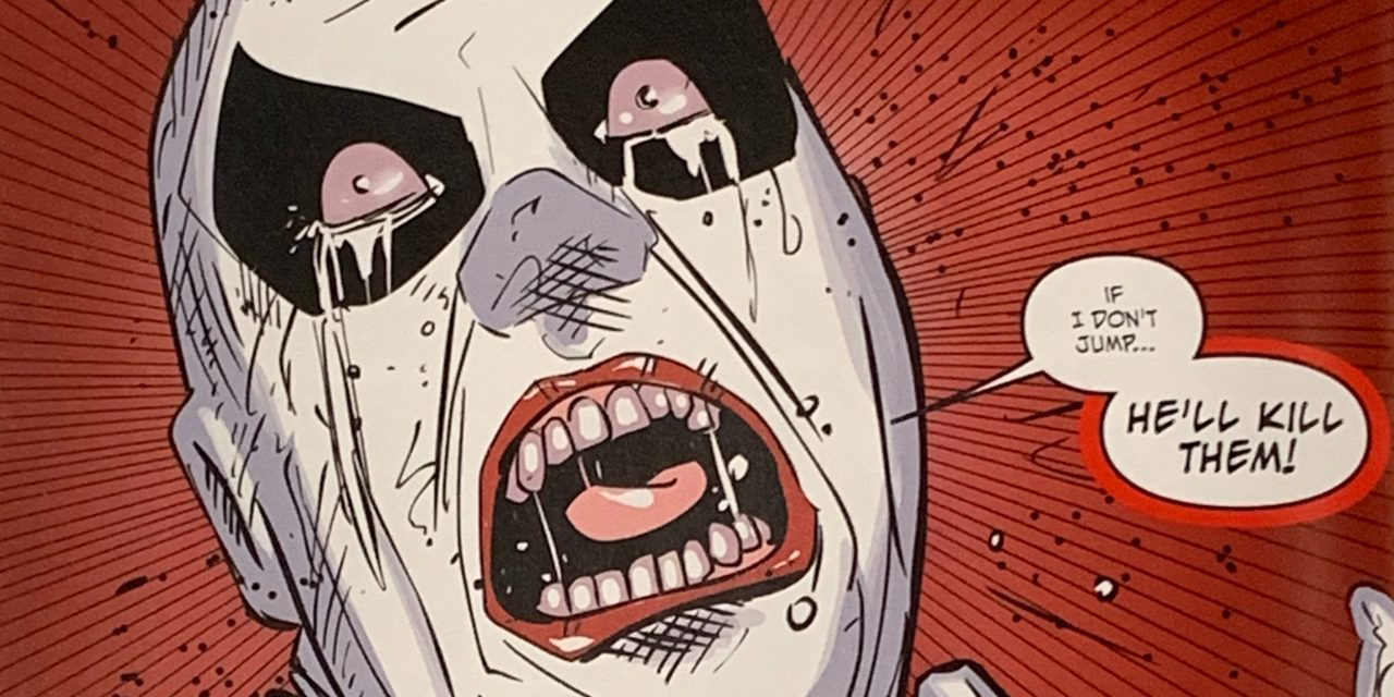REVIEW: Oxymoron: The Loveliest Nightmare #1