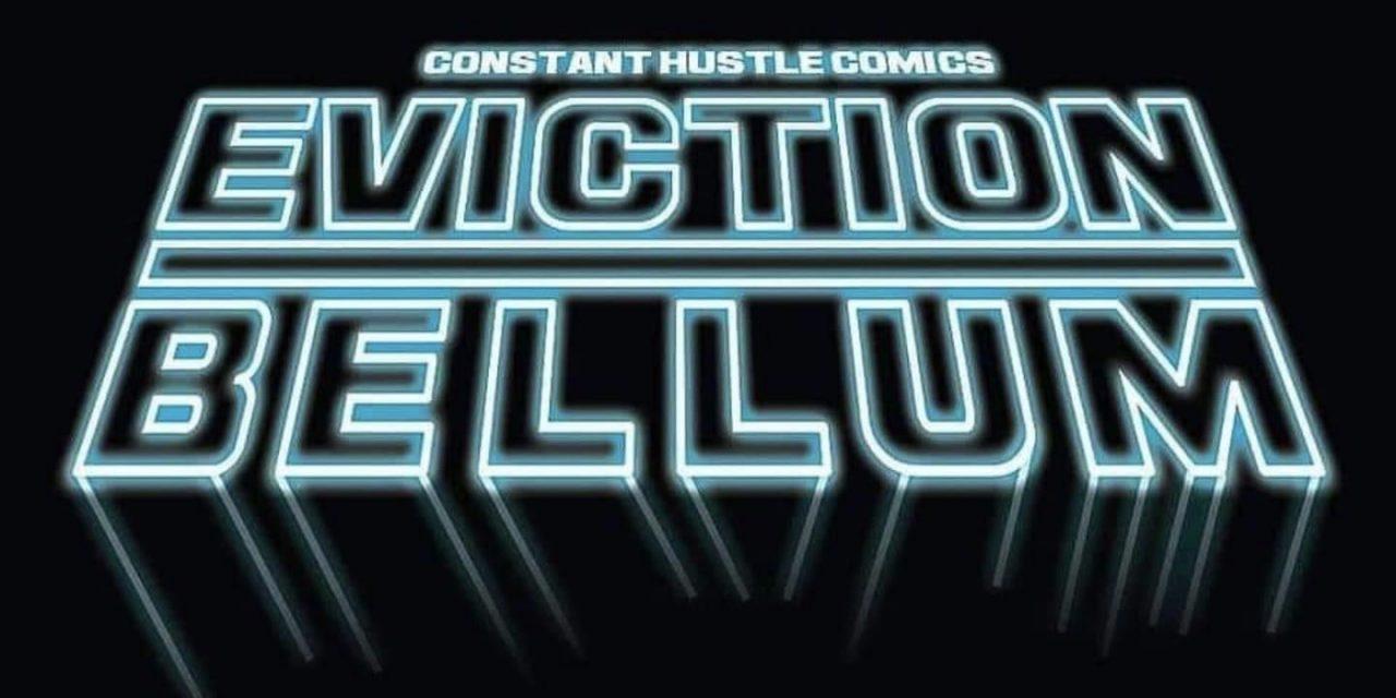 INTERVIEW: Lawrence J King (Constant Hustle Comics)