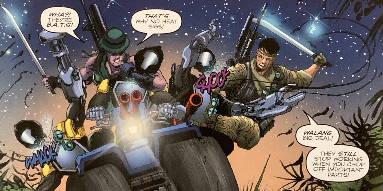 REVIEW: G.I. Joe: ARAH #285