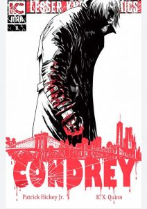 Indie comic reviews, REVIEW: Condrey #0, The Indie Comix Dispatch