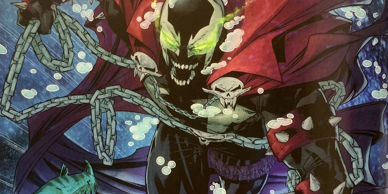 REVIEW: Spawn #320