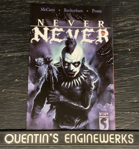 , REVIEW: Never, Never #2, The Indie Comix Dispatch