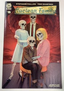 , REVIEW: Nuclear Family #5, The Indie Comix Dispatch