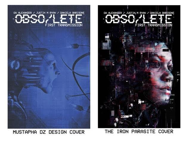 BRUTAL HORROR COMIC OBSO/LETE COMING OCTOBER 2021