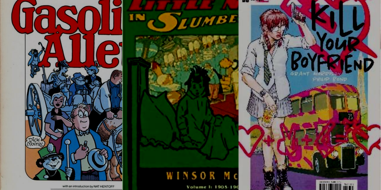 Six under-appreciated comics & why they're great