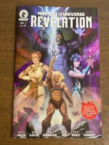 Indie comic reviews, REVIEW: Masters of the Universe: Revelation #1, The Indie Comix Dispatch