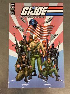 , REVIEW: G.I. Joe: ARAH #285, The Indie Comix Dispatch