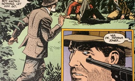REVIEW: Indiana Jones and the Spear of Destiny