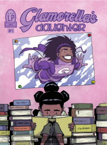indie comic reviews, REVIEW: Glamorella's Daughter, The Indie Comix Dispatch