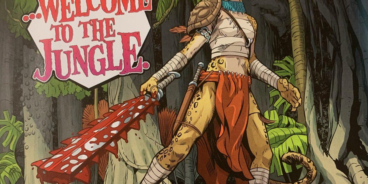 REVIEW: Teenage Mutant Ninja Turtles Annual #2