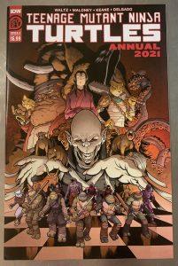 indie comic reviews, REVIEW: Teenage Mutant Ninja Turtles Annual #2, The Indie Comix Dispatch