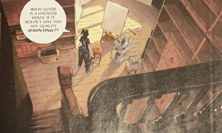 REVIEW: The Me You Love in the Dark #1