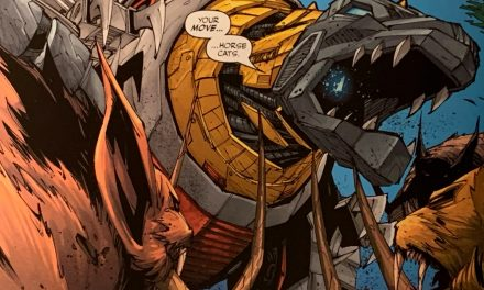 REVIEW: Transformers: King Grimlock #1
