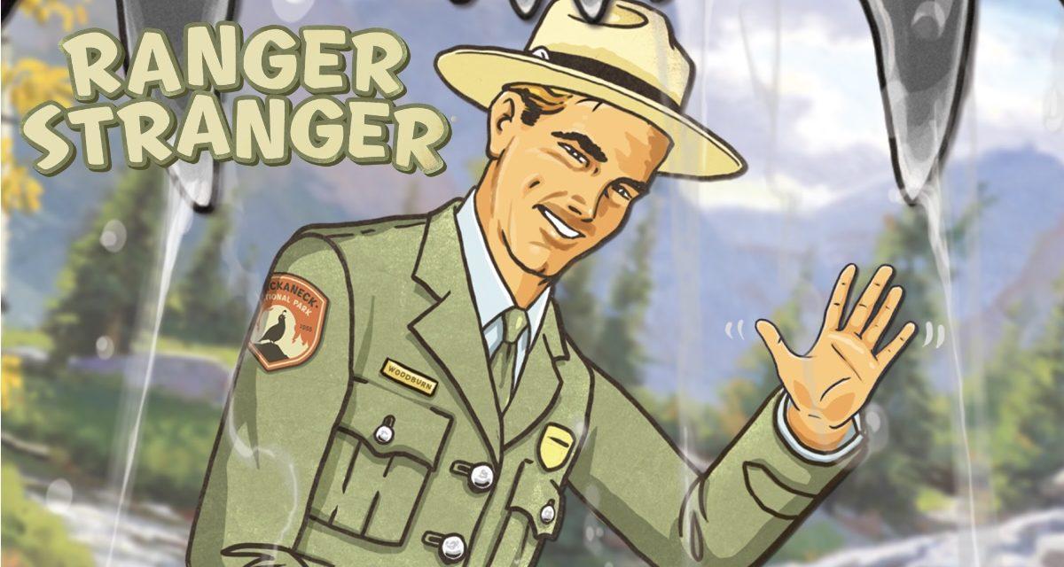 Scout Comics to Publish Fan-Favorite Webcomic RANGER STRANGER This November