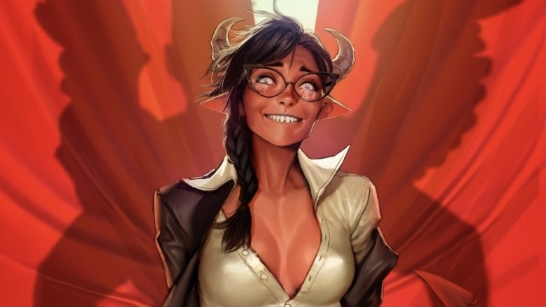 MIRKA ANDOLFO'S SWEET PAPRIKA #2 TEASES VARIANT COVERS TO SPICE UP SEPTEMBER
