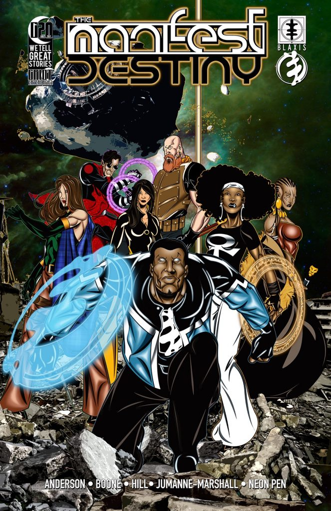, The Horsemen Return To Fulfill The Manifest Destiny!, The Indie Comix Dispatch