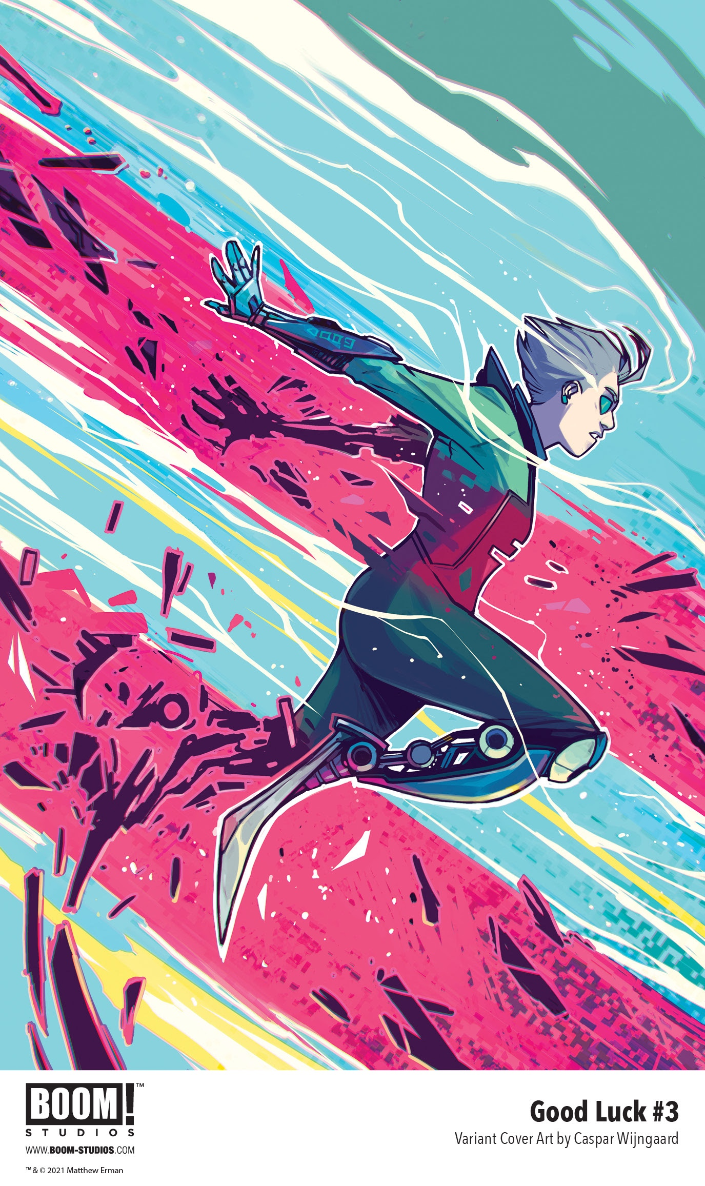 , First Look: GOOD LUCK #3 From BOOM! Studios, The Indie Comix Dispatch